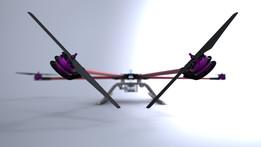 Viper Recon Vtail quad