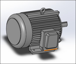 7Hp Electric Induction Motor