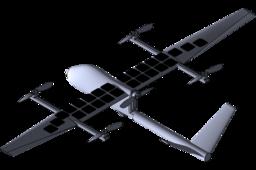 Survelliance UAV for Against Drug and Border Protection