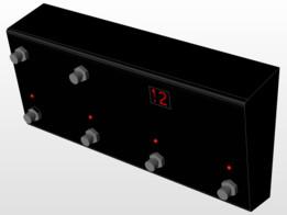 Peak FCB4N2 Midi Controller