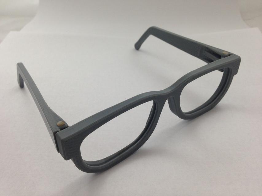 dreambox 3d printed glasses stl autodesk inventor 3d