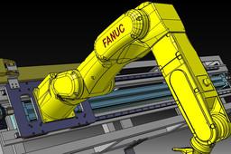 Robot transport