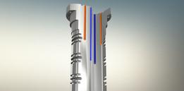 Air Manifold Shaft