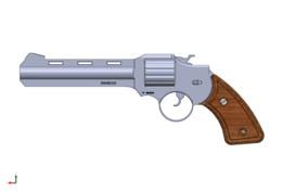 Revolver 38 Taurus