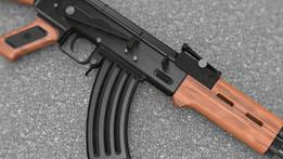ak-47 - Recent models | 3D CAD Model Collection | GrabCAD