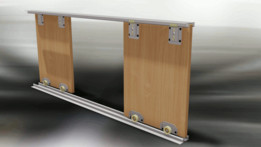 BIMAK MINI - sliding door system