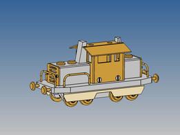 Diesellok Switcher