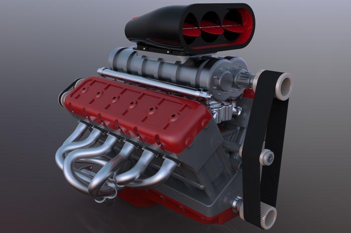 Cool V12 Renderings & Animation - Ferrari Life