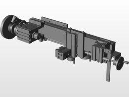 lathe - Recent models | 3D CAD Model Collection | GrabCAD Community