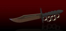 Knuckle Knife