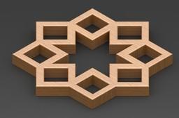 arabic carving