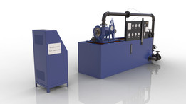 Reversible Francis Pump-Turbine Test Rig