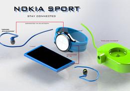 Nokia lumia sport