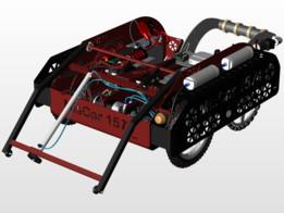 MisCar 1574 - 2016 Robot