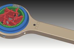 Adjustable Ratchet Wrench