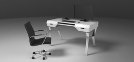 Executive Workstation by ZC Design