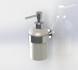 hand soap liquid dispenser
