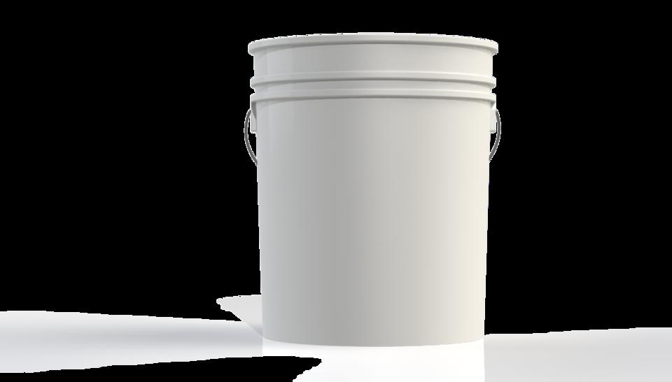 5 Gallon Bucket | 3D CAD Model Library | GrabCAD