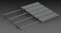 Removable roofing for transformer bay