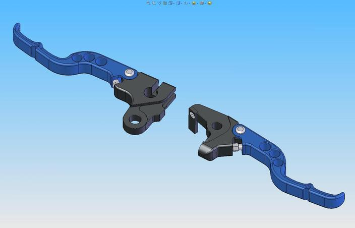 Adjustable levers Rev 2