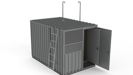 Mobile building