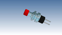 Momentary 7mm round switch button