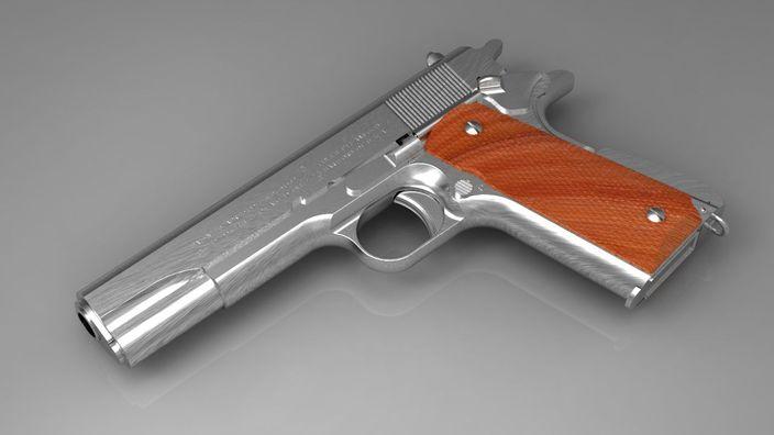 Colt 1911-A1 Model Goverment Pistol