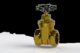 """Gate valve - 1"""""""