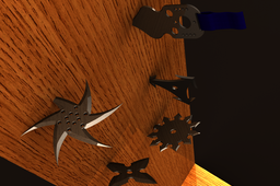 Ninja Star Collection ( Shurikens )