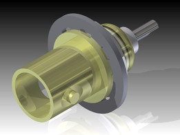 BNC Coaxial Receptacle - Radiall R141563161