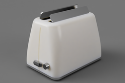 Efficient Toaster, Design for Recyclability and Heat Retention