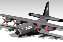 C-130 HERCULES GLOBEMASTER