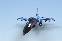 F-16 fighter ver.2