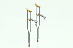 Accesory Crutch Portable v2