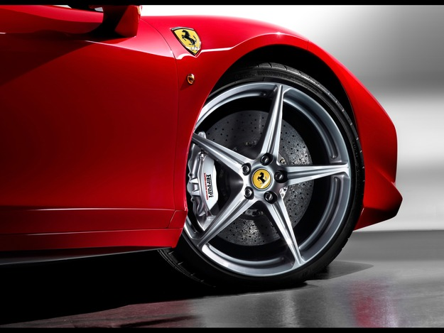 Ferrari 20 inch Wheel Assembly