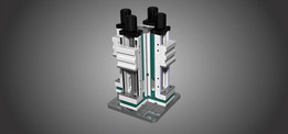 high pressure automatic vises