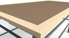 DUST EXTRACTION TABLE WOODWORKING
