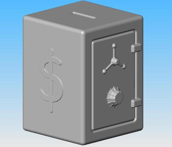 Safe - moneybox.