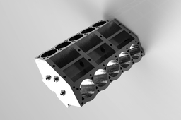 V10 Engine Block