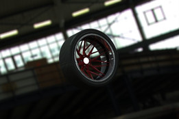 19 inch wheel
