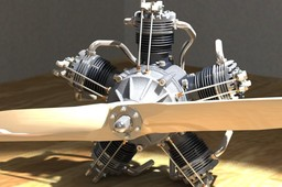 Radial Engine Full