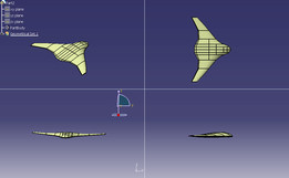 Blended Wing Design