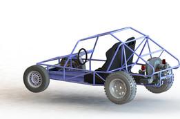 Gaiola Dune buggy VW