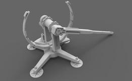 Da Vinci 21st Century Catapult