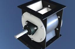 Rotary feeder (Air-lock)