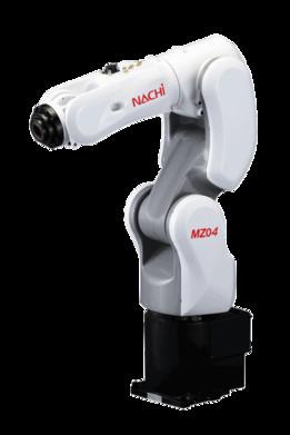 Nachi Robotics - MZ04/04E 6-axis Industrial Robot - 4kg & Collaborative