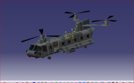 similar to chinook 47 helicopter