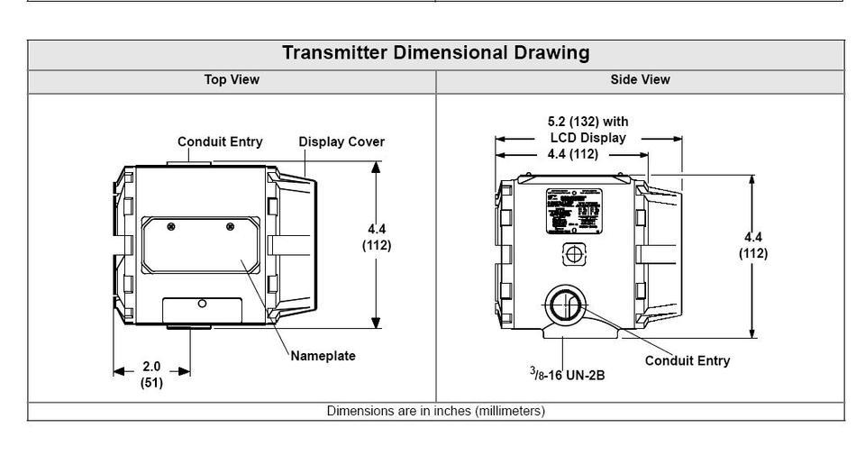 TEMPERATURE TRANSMITTER 3144P | 3D CAD Model Liry | GrabCAD on