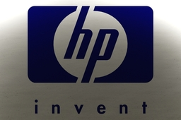 Hewlett Packard - HP Logo
