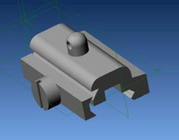 Harris Bi-Pod Adaptor